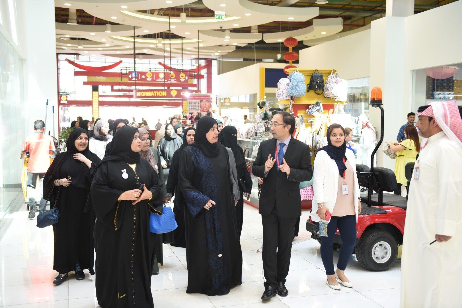 Al Noor Visit to Dragon City Bahrain - Dragon City Bahrain