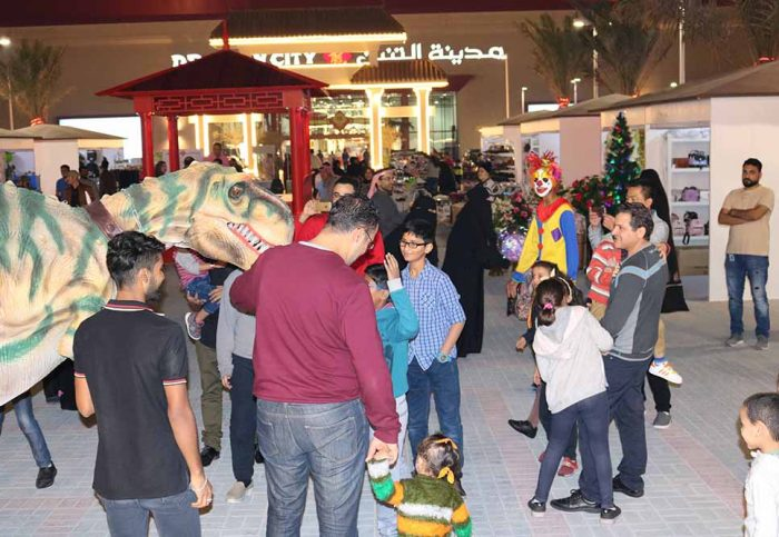 Dragon Night market 2017-Dragon City Bahrain