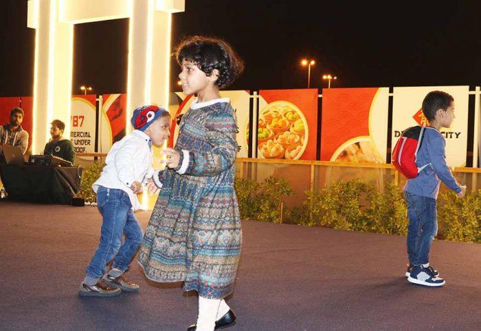 Dragon Night market 2017-Dragon City Bahrain